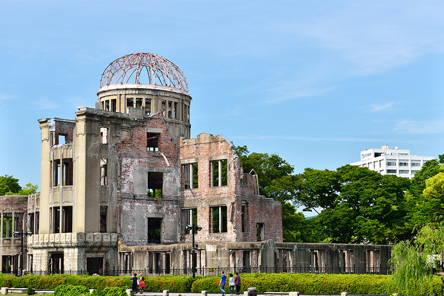 Atomic Bomb Dome Image